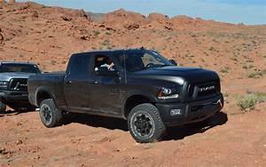 2017 Ram 2500 Power Wagon: A Pickup Enhanced With Jeep DNA ...
