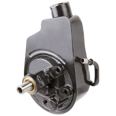 Gmc Pick Truck Power Steering Pump