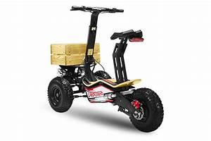Elektro Trike Scooter : menila gmbh 1600w 48v madtruck 1600 elektro scooter ~ Jslefanu.com Haus und Dekorationen