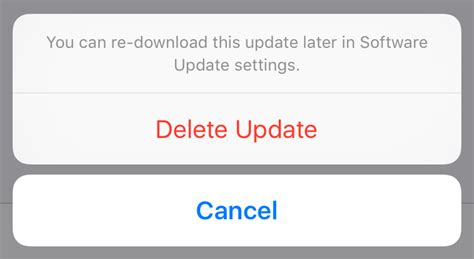 how do you update your iphone how to remove a software update from your iphone