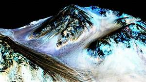 Water On Mars  Five Implications For Alien Life And Human