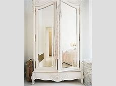 antique white wardrobe Bedroom Pinterest