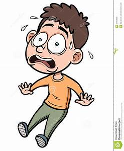 Scared Boy Clipart - Clipart Suggest