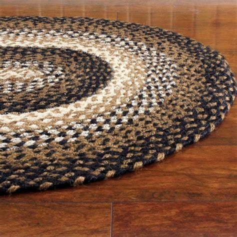brown area rugs braided kitchen rugs rugs design