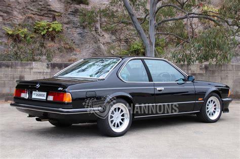 Bmw M635csi Coupe Auctions Lot 57 Shannons