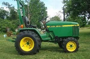 John Deere 670  770  790  870  970  1070 Compact Utility Tractors Service Repair Technical