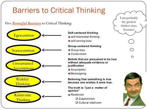 Developing Critical Thinking Skills