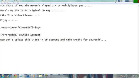 Download Gta V License Key.txt