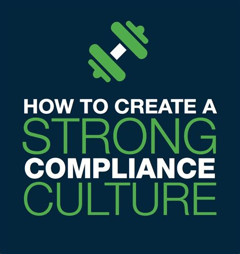 5 Principles Of A Strong Compliance Culture  Credit Union