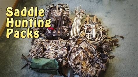 saddle hunting tn pack
