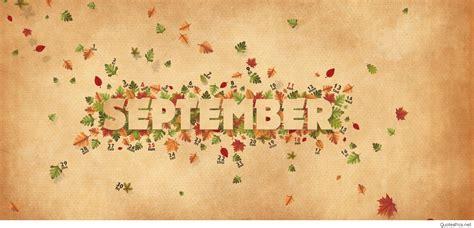 No 6 Wallpaper Amazing September Wallpaper Calendars 2017