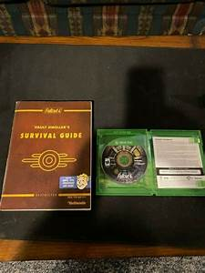 Fallout 4  Microsoft Xbox One  2015  For Sale Online