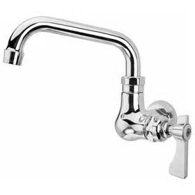 krowne 16 171l single wall mount faucet 12 quot swing