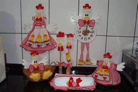 kit de galinhas para decorar sua cozinha ems and chang e 3
