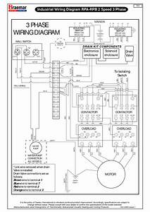 2 Gang 3 Phase Wiring Diagram