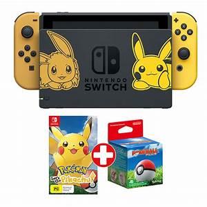 Pokemon Lets Go Pikachu Limited Edition Nintendo Switch