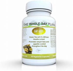 Eat Less - Weight Loss Pills For Women And Men That Works Fast - Appetite Fat