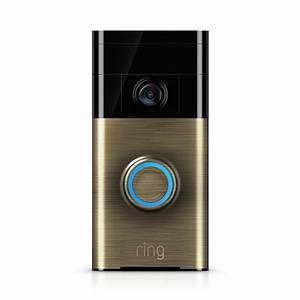 Ring Wireless Video Doorbell-88rg003fc100