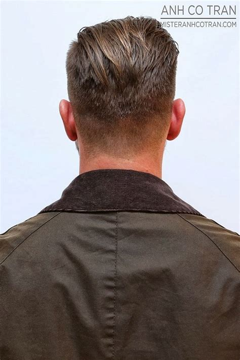 Men Back Head Hairstyle   Best Haircut Style