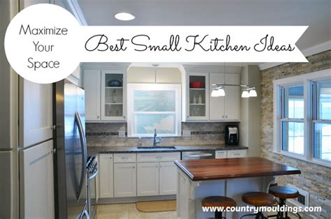 best kitchen islands for small spaces the best small kitchen ideas the most of small