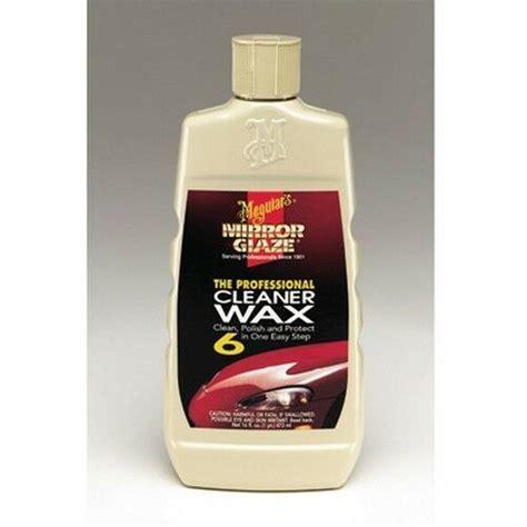mirror glaze kaufen meguiars mirror glaze liquid cleaner wax m0616 ebay