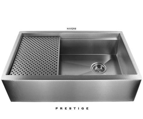 Legacy Stainless Steel Undermount Sink   Prestige   Havens