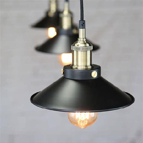 industrial light chandelier industrial vintage lshade ceiling light pendant l