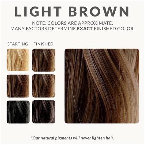 Light Brown Henna Beard Dye Henna Color Lab Henna