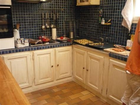 exemple de cuisine repeinte cuisine repeinte blanc chinons et kolorons