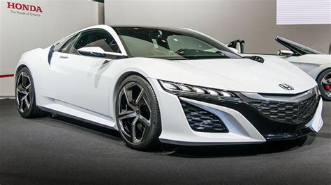 Honda Nsx A 458 At Half The Price?  Top Gear