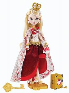 Amazon.com: Ever After High Legacy Day Apple White Doll ...