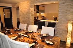 Bilder Für Küche Und Esszimmer : wohnzimmer esszimmer getrennt inspiration ~ Michelbontemps.com Haus und Dekorationen