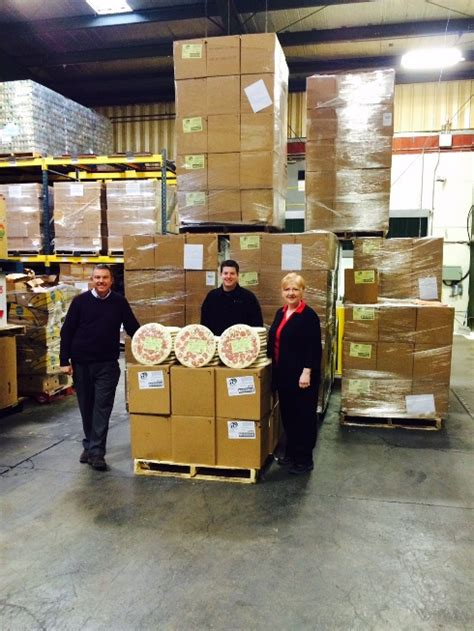 food pantry buffalo ny 3 200 pizzas delivered to the food bank of western new