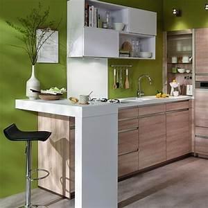 un coin repas amenage en angle pour une petite cuisine With coin repas dans cuisine