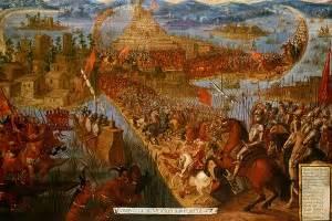 hernan cortes master   conquest historynet