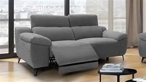 canape de relaxation electrique design 3 places faro With tapis de marche avec canapé relax moderne
