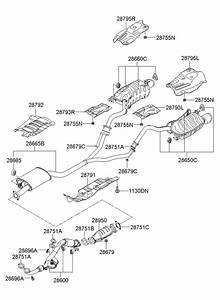 289503e140 - Hyundai Converter Assembly
