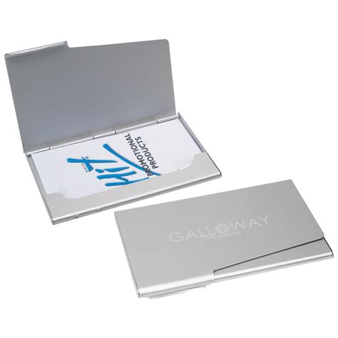 personalized business card holders custom business card