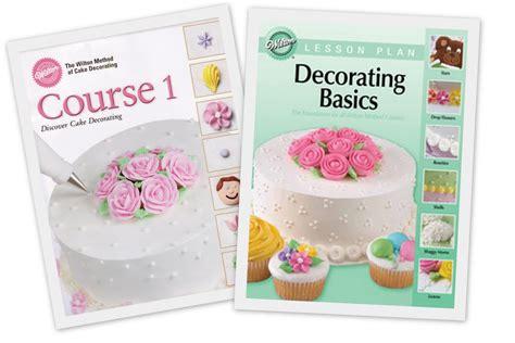 baking  caking  beginners decorating basics wilton