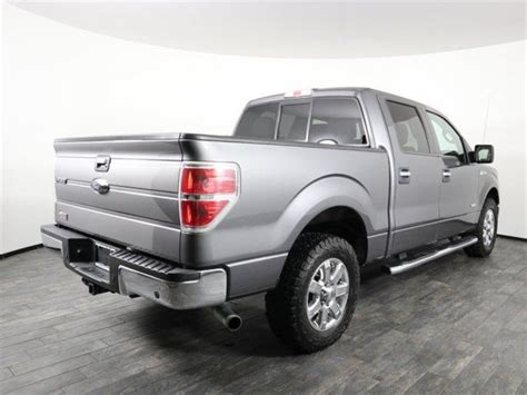lease   ford    supercrew xlt ecoboost
