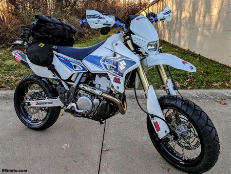 Our Suzuki Drz400sm Project Bike