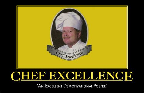 [image  40237]  Chef Excellence ('an Excellent X