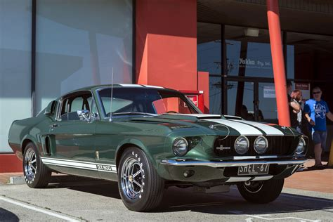 Andrew Follows 1967 Ford Shelby Mustang Gt 500 Cobra