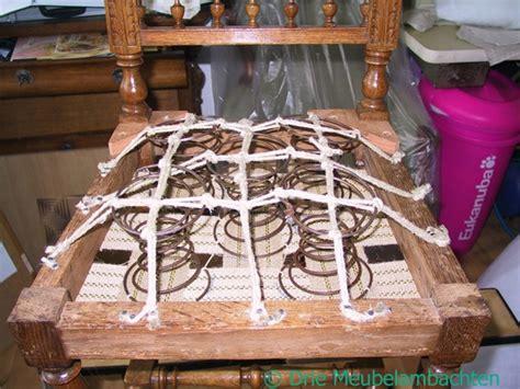 meubels stofferen opleiding meubelstofferen vereniging hendrick de keyser franeker