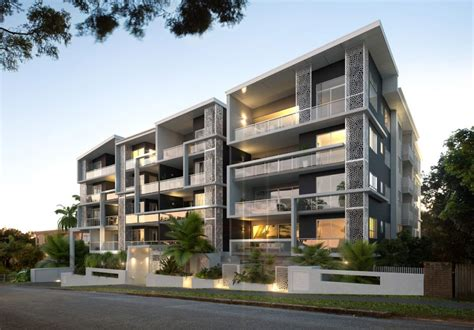 Lovely Apartments Exterior Design : Beautiful Modern ...