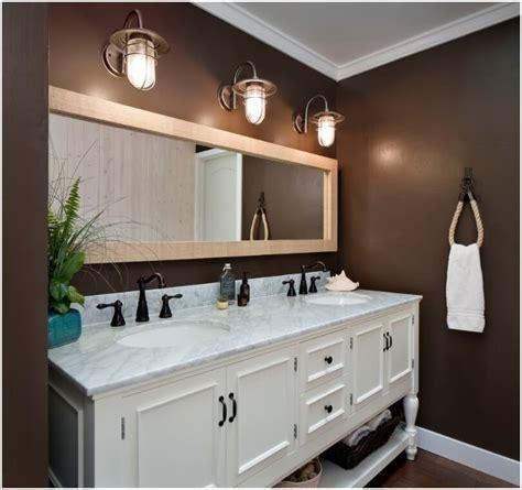 bathroom lighting design ideas pictures 10 chic bathroom vanity lighting ideas