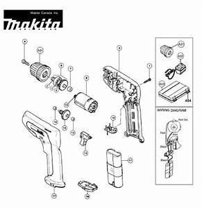 Buy Makita 6076dwk Replacement Tool Parts