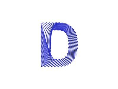 letter  lines paths logo design symbol  alex tass