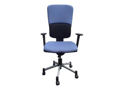 fauteuil de bureau noir et blanc
