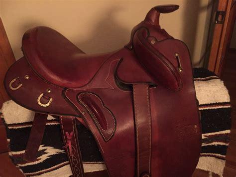 custom australian saddle saddles tack